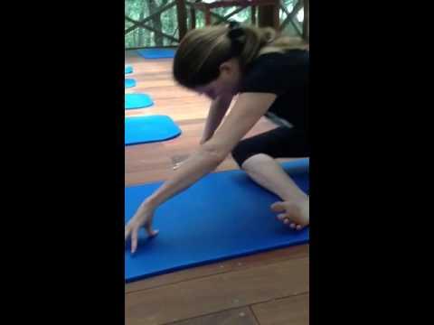 yamuna yoga  pigeon pose  youtube