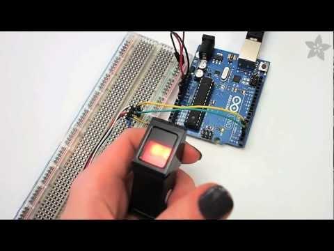 Getting Started with the Fingerprint Sensor