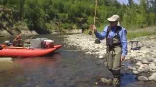 Fly Fishing in Clackamas County