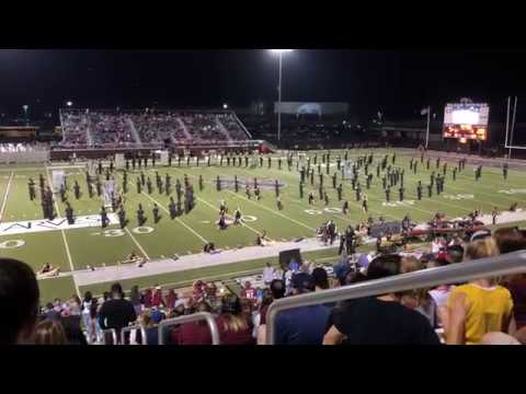 Siloam Springs HS Marching band (1080p)