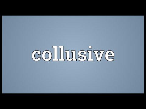 Header of collusive