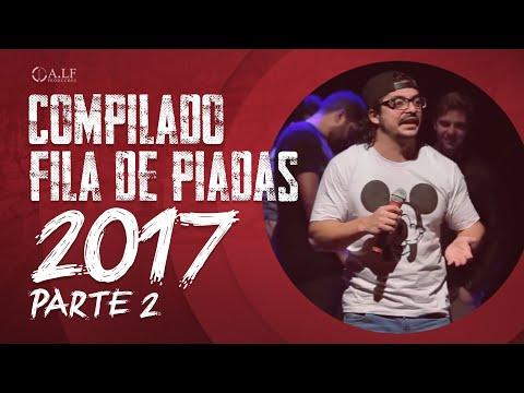 MÁRCIO DONATO - COMPILADO FILA DE PIADAS 2017 - parte 2