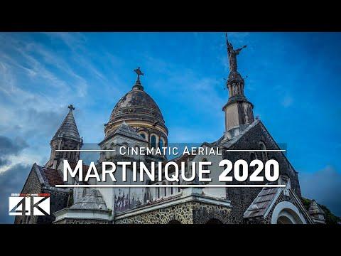 4K Drone Footage MARTINIQUE [DJI Phantom 4]