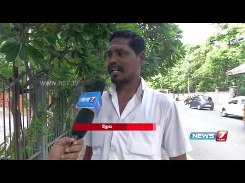 Taxi drivers struggle to earn via online cab service | News7 Tamil