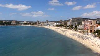 Mallorca - Magaluf / HOTEL HSM DON JUAN / Beach - Strand - Playa / Majorca island