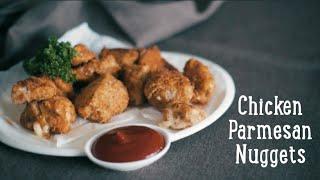 Chicken Parmesan Nuggets [ba Recipes]
