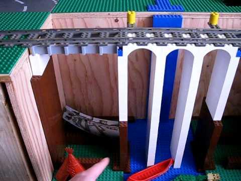 West Legoville Railway Part 1 Overview