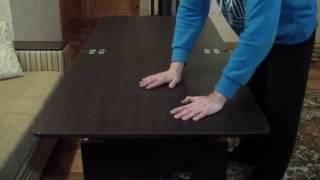 стол трансформер(Стол трансформер для гостинной., 2017-01-28T19:27:24.000Z)