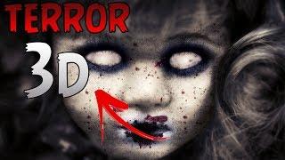 SUPER RECOPILACIÓN DE AUDIOS Y HISTORIAS DE TERROR EN 3D TERROR PSICOLÓGICO 2018 