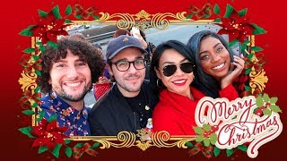 Getting Our CHRISTMAS LIFE in Solvang, CA (and Bella Hadid was there?)
