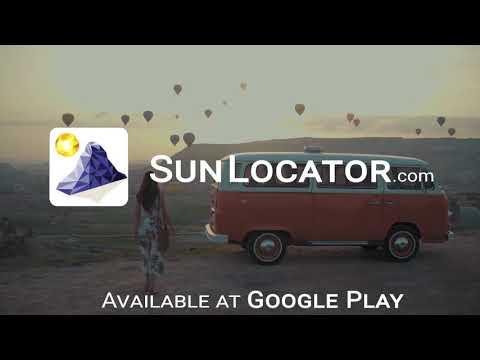 Sun Locator - Predict the Sun Position