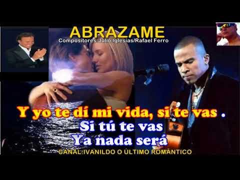 Abrázame  - Alexandre Pires  - Karaoke