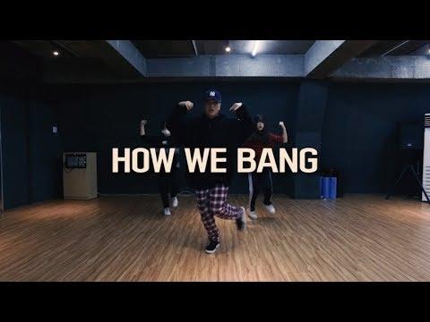 HOW WE BANG - KFAB   Yellow D Choreography