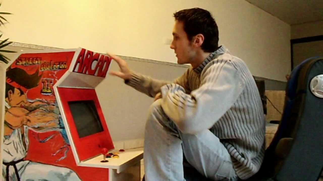 borne arcade benzaie