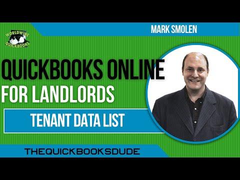 quickbooks-online-landlords-tenant-data-customer-list