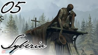 CHURCH - Let's Play Syberia Part 5 | PC Game Walkthrough | 60fps Gameplay