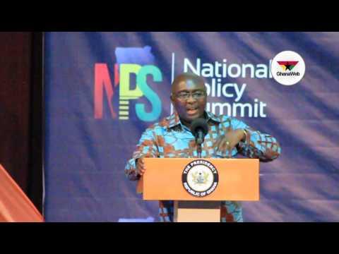 Ghana's ports inefficient - Bawumia
