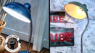 Stylish Desk Lamp Restoration