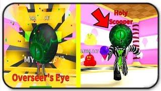*Gem Codes* Epic Mythical Hat Update - Roblox Ice Cream Simulator