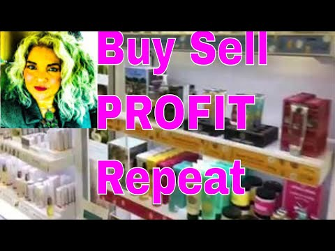 The Reseller Life -Living On The Side Hustle PROFIT on Ebay, Amazon, Etsy