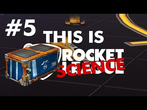 RL Crate Odds and Statistics - Rocket Science #5