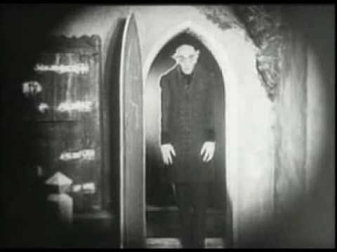 Nosferatu 1922 F. W. Murnau