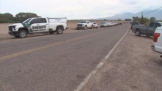 Young girl swept away in eastern Arizona flooding