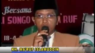 Video Ceramah Agama SEBUAH NASEHAT PERNIKAHAN - KH. Makruf Islamuddin Pengasuh PP Walisongo Sragen download MP3, 3GP, MP4, WEBM, AVI, FLV April 2018