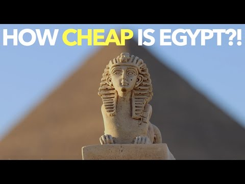 How Cheap Is Egypt?!