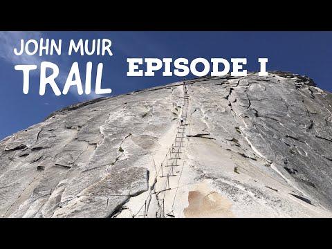 Hiking The John Muir Trail:  Clouds Rest & Half Dome
