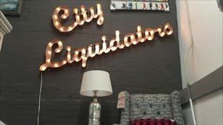 Shop With Me | City Liquidators/ Fubonn | Kendra Faletagoai