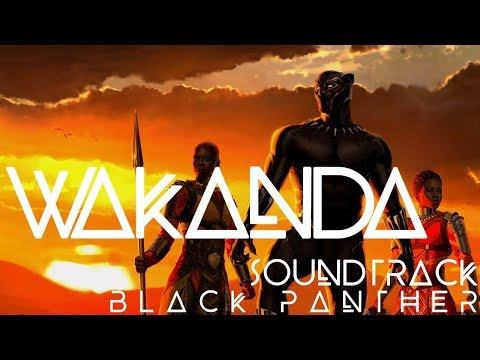 WAKANDA Spirit Lifting Theme/ Vocal・Baaba Maal🇸🇳 /Black Panther OST・Ludwig Göransson