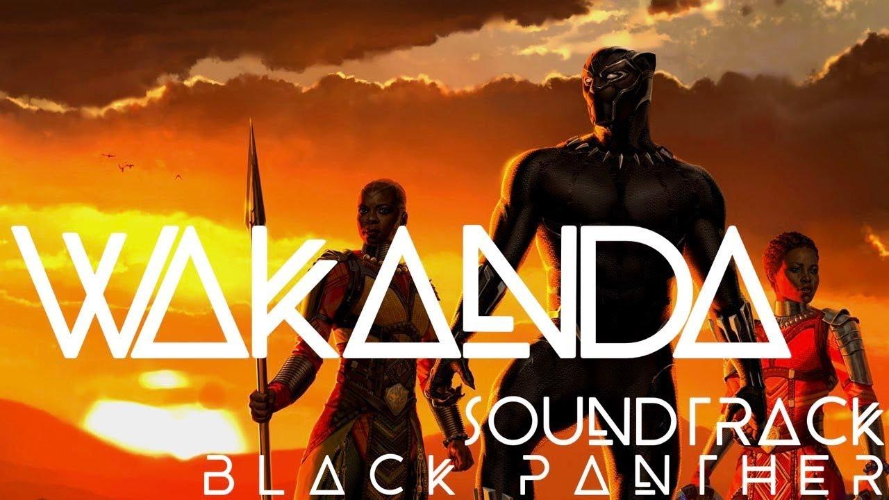 """Ludwig Göransson: WAKANDA """"Spirit Lifting"""" Theme/ Vocal・Baaba Maal🇸🇳 /Black"""