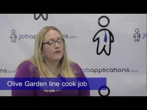 Olive Garden Interview – Line Cook