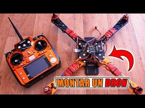 pr#85---montar-un-drone---guía-completa---piezas-de-ebay-(~150$)