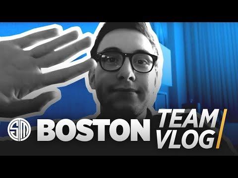 TSM @ Boston Team Vlog