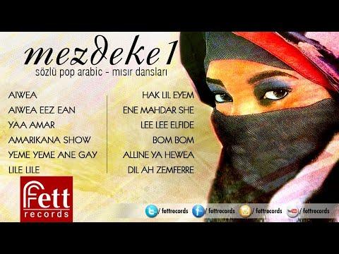 Mezdeke 1 Sözlü Pop Arabic  /  Mısır Dansları - LEE LEE ELFIDE