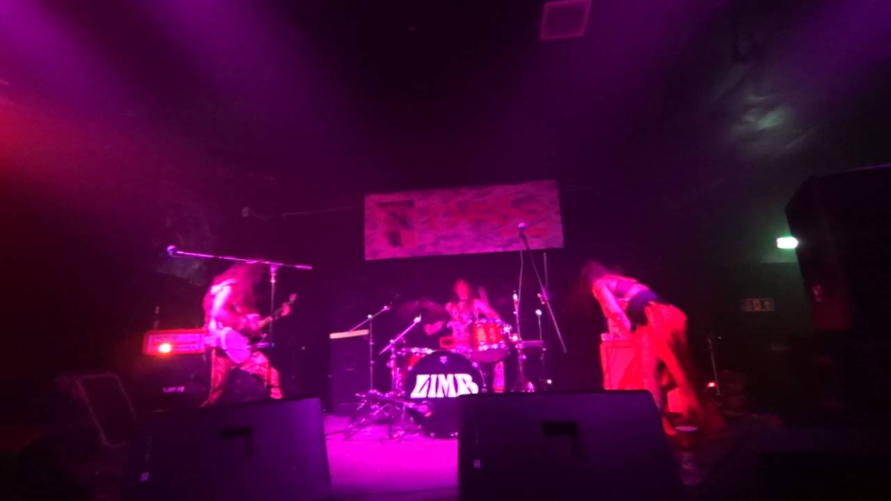 VODUN performing 'Mawu' at Arches Venue Coventry on 6th April '16