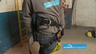 Building your rope access kit Access Techniques LTD
