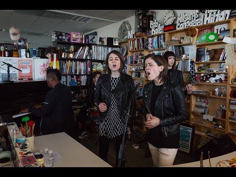Tegan And Sara: NPR Music Tiny Desk Concert