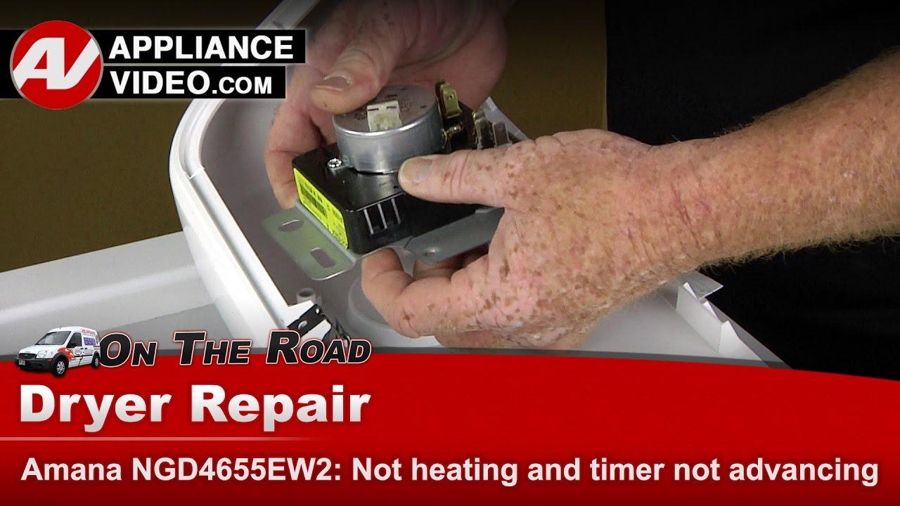 medium resolution of amana whirlpool dryer unit will not start when depressing push to start switch