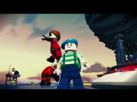 Lego The Incredibles: Crime Waves Trailer Breakdown! New Characters!