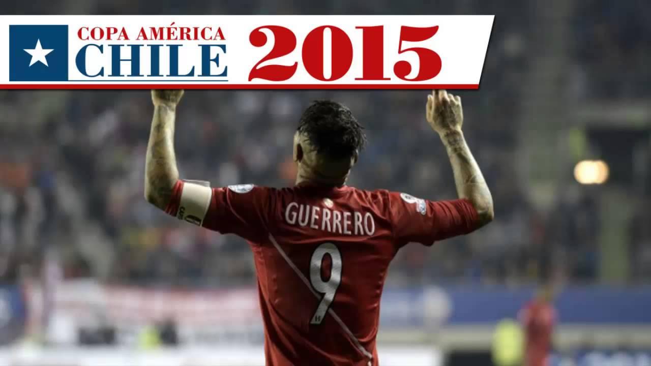 Perú y Paolo Guerrero buscan repetir logros del 2011