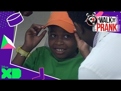 Walk The Prank | Cockroaches | Official Disney XD UK