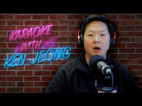 Ken Jeong performs Cameos Word Up Karaoke  BigBoyTV
