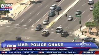 GRAPHIC ENDING To Phoenix Police Chase: Viewer Discretion IS ADVISED - FNN thumbnail