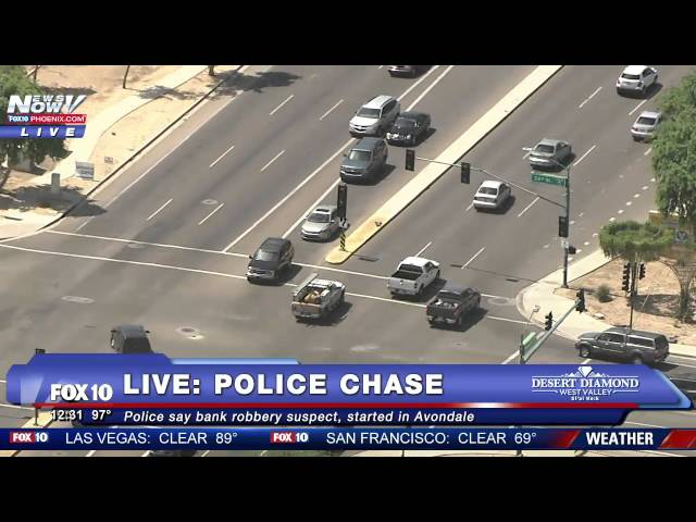 Car Chase Live