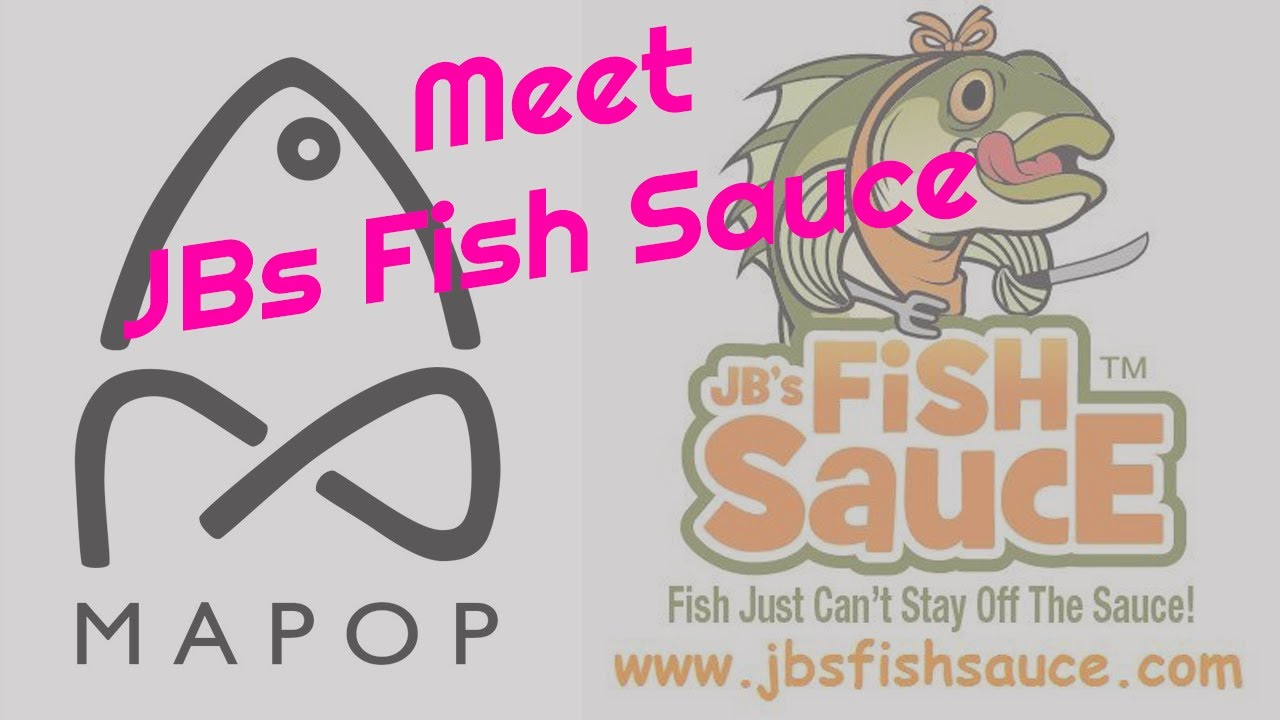 JBs Fish Sauce Interview with MaPop Fishing