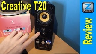 Creative Gigaworks T20 Series II Review