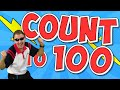 Lets Get Fit | Count to 100 | 2020 Version | Jack Hartmann